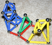 Geomag Repelling Machines